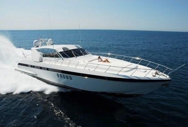 Motor yacht Dayenou
