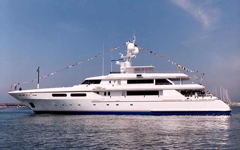 Motor yacht Enjoy