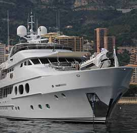 Motor yacht Lady Joy