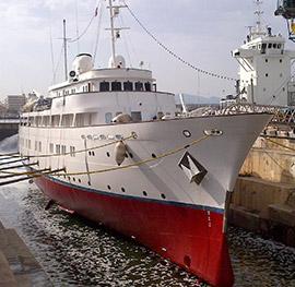 Motor yacht Lady K