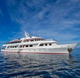 Motor yacht Lea