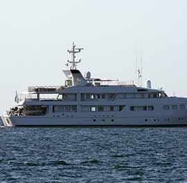 Motor yacht Libertad