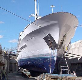 Motor yacht Midnight Saga