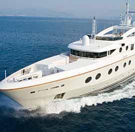 Motor yacht Multiple