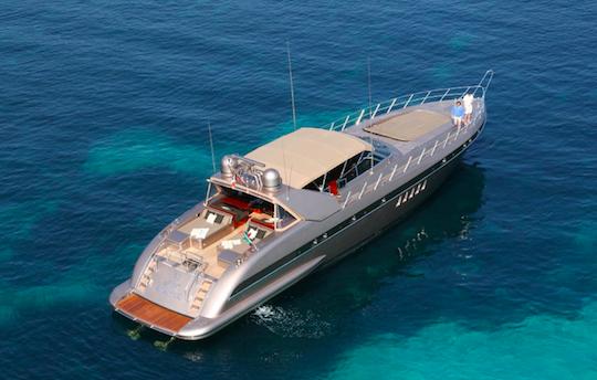 Motor yacht Of Villa Romana