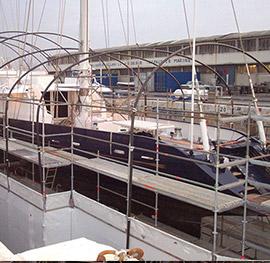Motor yacht Phocea
