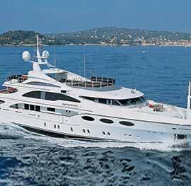 Motor yacht Sai Ram