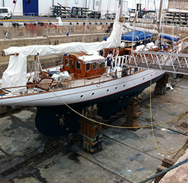 Motor yacht Sakara