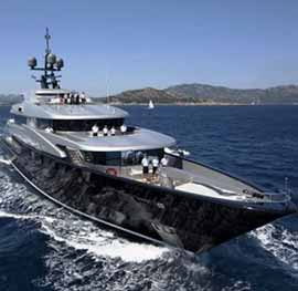 Motor yacht Slipstream