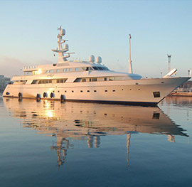 Motor yacht Sokar