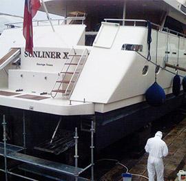 Motor yacht Sunliner