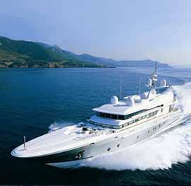 Motor yacht Thunder